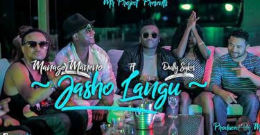 Jasho Langu by Manager Maneno ft Dully Sykes