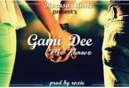 Gami Dee - Me Nawe