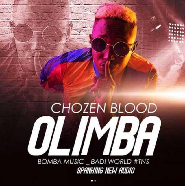 Chozen Blood Olimba