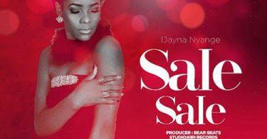 Dayna Nyange - Sale sale