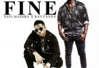 Safi Madiba ft Rayvanny - Fine