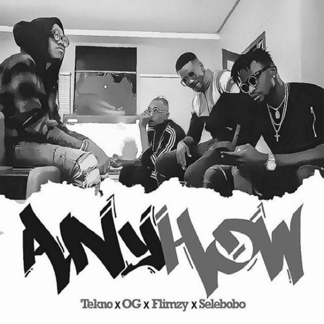 Tekno - Anyhow