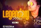 DJ Kalonje - New Legendary Mix Vol 7 (2018)