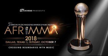 AFRIMMA Awards 2018 WINNERS