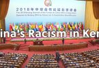 Africa True Story - China's Racism in Kenya news