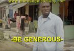 Mark Angel Comedy - BE GENEROUS (Episode 187) comedy