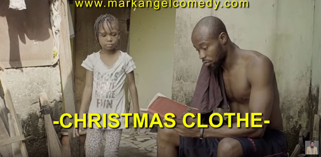 Mark Angel Comedy - CHRISTMAS CLOTH (Episode 185) comedy