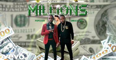 Unruly Cuz ft Popcaan Millions mp3
