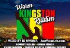 Warm Kingston Riddim Full Mix 2019 by DJ MWORIA