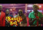 EXTRAVAGANZA video by Sauti Sol ft Bensoul
