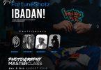 CLS photography workshop Ibadan