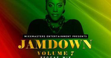 DJ Kalonje - Jamdown 7 Mixx (Reggea & Onedrop)