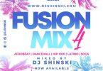 DJ Shinski - Fusion Mix Vol 4 Mix
