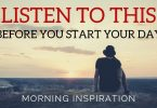EVERY DAY IS A FRESH START (5 Minutes how to Start Your Day)