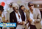 NEW VIDEO: Willy Paul ft Alikiba, Ommy Dimpoz - NISHIKILIE (Official Video)