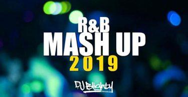 DJ Blighty - RNB MashUp Vol 7 Mix (R&B, Hip Hop & U.K)