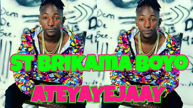 ATEYAYEJAAY by St Gambian