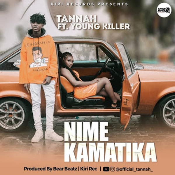 Tannah ft Young Killer Msodoki - NIMEKAMATIKA Mp3 Download