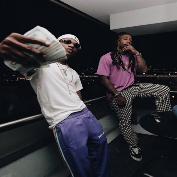 Ty Dolla Sign ft Wizkid - Hurt So Good mp3 download