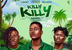 Larruso ft Stonebwoy, Kwesi Arthur - Killy Killy Remix Mp3 Download