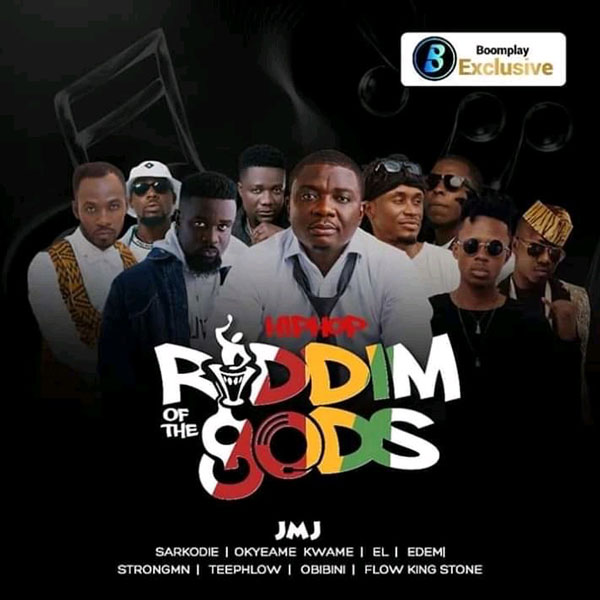 Riddim Of The GODS by JMJ