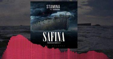 Stamina ft Barnaba - Safina MP3 Download