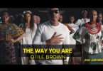Otile Brown - THE WAY YOU ARE video