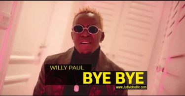 AUDIO   Willy Paul - BYE BYE   Mp3 Download
