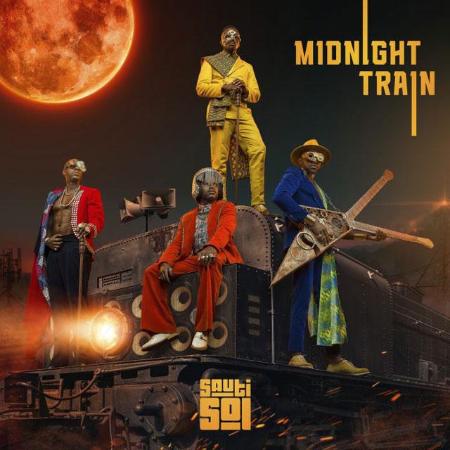 Sauti Sol Midnight Train Album release date