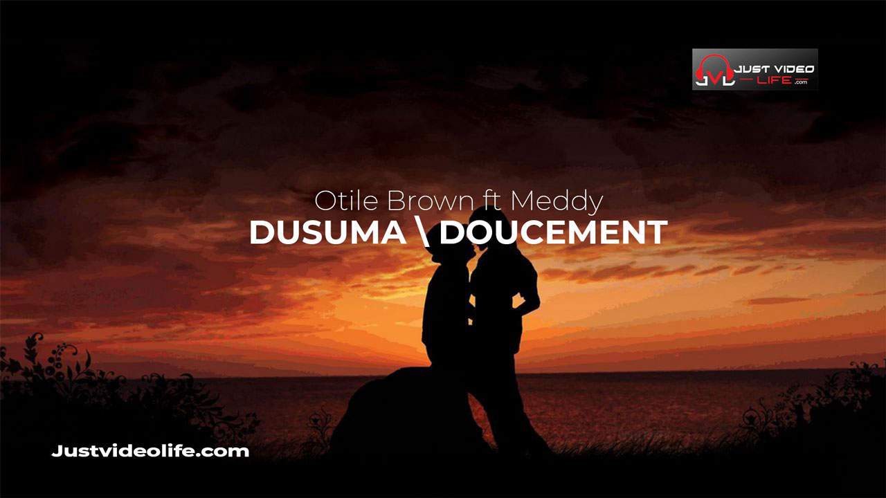 Otile Brown ft Meddy - DUSUMA Lyrics
