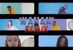 Wanani remix - Bahati ft Mejja, Petra, Odi Wa Murang'a, Ssaru & Benzema