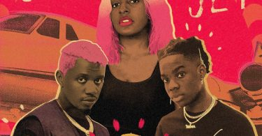 Cuppy ft Rema & Rayvanny - Jollof On The Jet MP3 Download