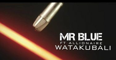 Mr Blue ft Allionaire - Watakubali | MP3 Download