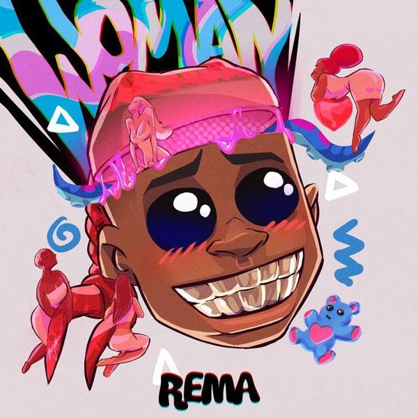 Rema - Woman MP3 Download