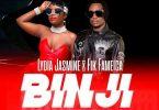 Lydia Jazmine ft Fik Fameica - BINJI | Mp3 Download