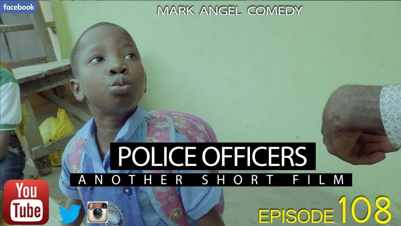 Police officers comedy by mark angel