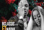 Nadia Mukami ft B Classic - CALL ME BABY MP3