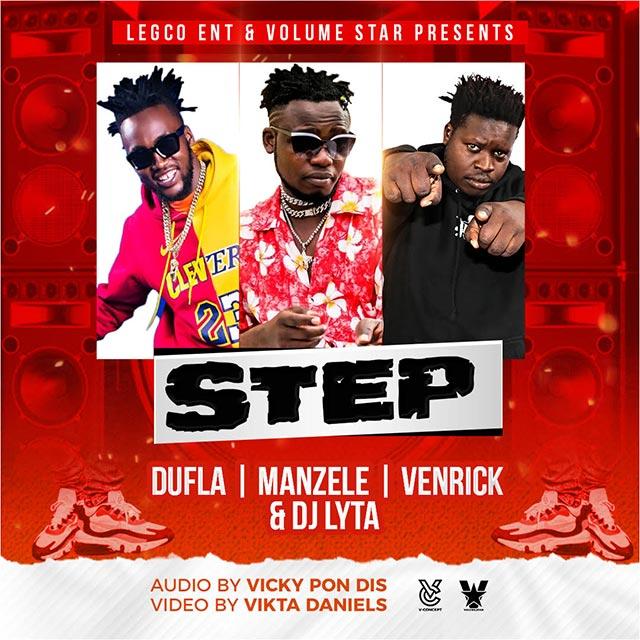 Dufla ft Manzele Venrick & Dj Lyta - STEP | Mp3 Download