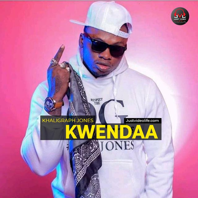 Khaligraph Jones - KWENDAA Mp3 Download