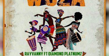 Rayvanny Ft Diamond Platnumz - Woza Mp3 Download