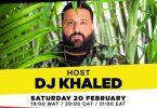 DJ Khaled announced as MAMAs 2021 Host | Justvideolife