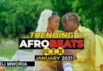 DJ MWORIA - BEST JANUARY 2021 AFROBEATS VIDEO MIX - JUSTVIDEOLIFE