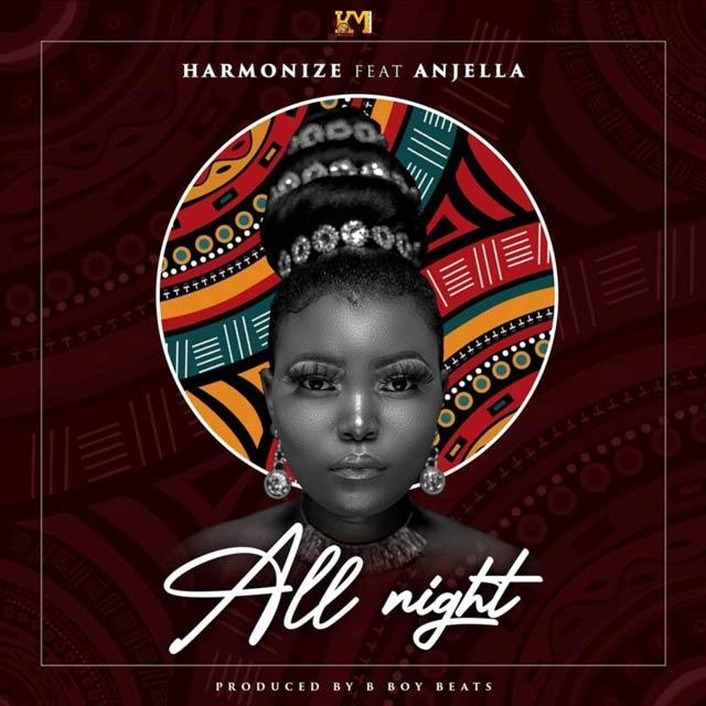 All Night by Harmonize
