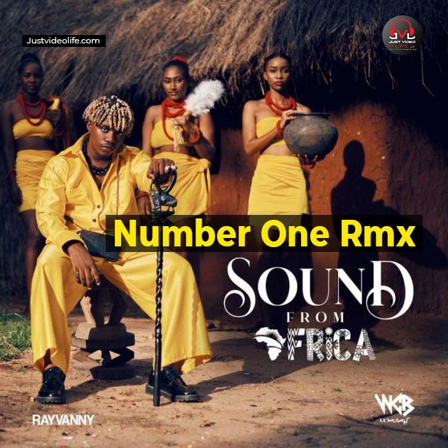 Rayvanny ft Enisa Number One Remix Mp3 Download