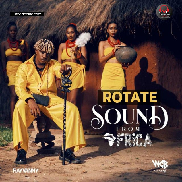 Rayvanny ft Joeboy Rotate Mp3 Download