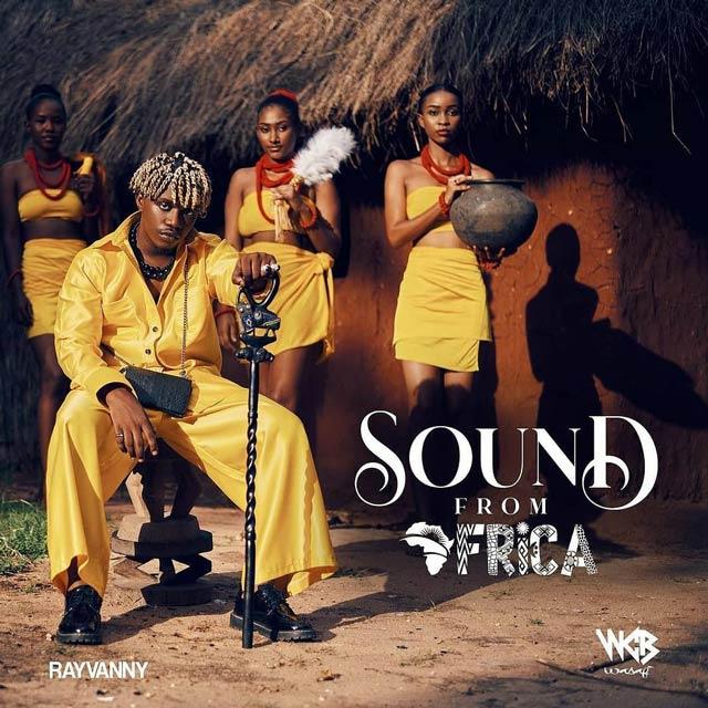 Rayvanny Sound From Africa Album Tracklist