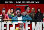 DJ Easy June 2021 New Reggae Mix (Can't Stop Reggae) Mp3 Download
