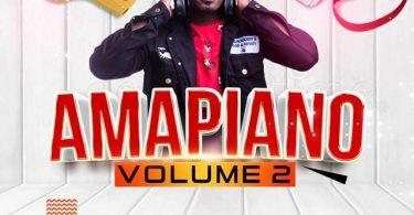 DJ Lyta Amapiano Mix 2021 Vol 2 Mp3 Download