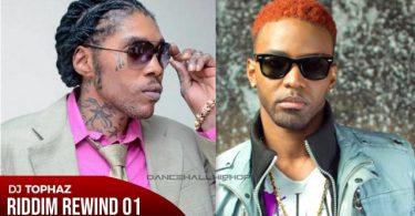 DJ Tophaz Throwback Riddims Mix (2009-2012) Mp3 Download
