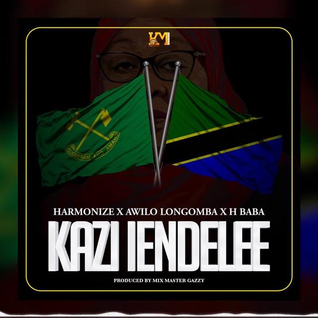 Harmonize ft H Baba Awilo Longomba Kazi Iendelee Mp3 Download.